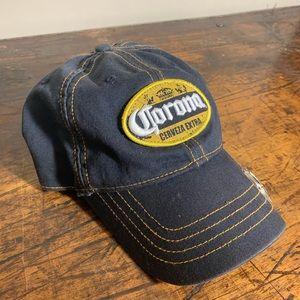 Corona Hat with Bottle Opener Ball cap